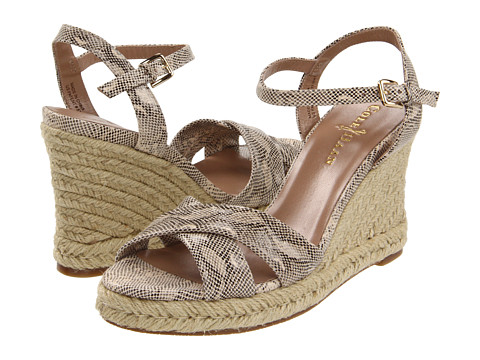 Cole Haan - Air Camila Sandal 90 (White Pine Snake Print) Women's Wedge Shoes