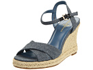 Cole Haan - Air Camila Sandal 90 (Light Denim) - Cole Haan Shoes