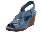 Cole Haan - Air Dinah Sandal 85 (Harbour Blue Nappa) - Cole Haan Shoes