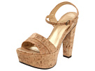 Stuart Weitzman - Once (Brass Lame Cork)