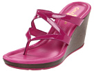Cole Haan - Air Jaynie Thong (Beet Patent) - Cole Haan Shoes