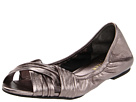 Cole Haan - Air Nadine OT Ballet (Gunsmoke Metallic Nappa) - Cole Haan Shoes