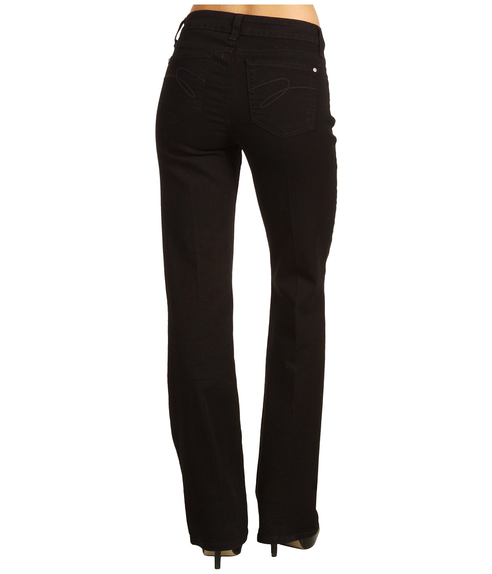 Miraclebody Jeans Samantha Bootcut in Licorice (Licorice) Women