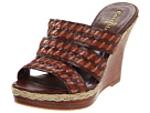 Cole Haan - Vanessa Air Slide (Chestnut/Sequoia/Cove) - Cole Haan Shoes