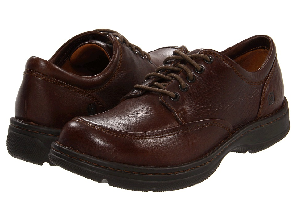Born - Sierra II (Mahogany) Men's Lace up casual Shoes
