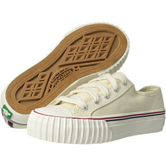 SALE! $12.99 - Save $23 on PF Flyers Center Lo (Little Kid Big Kid) (Natural Canvas) Footwear - 63.92% OFF $36.00