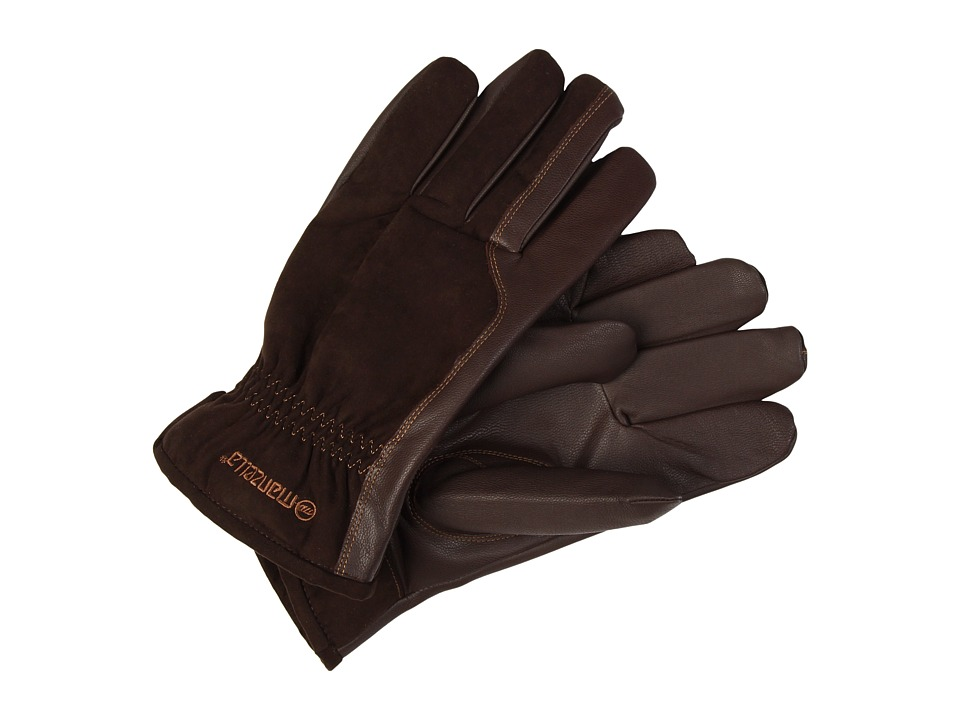 Manzella - Circle M Ranch Glove (Brown) Ski Gloves