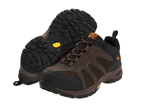 Timberland PRO - Wildcard Composite Toe (Brown) Men
