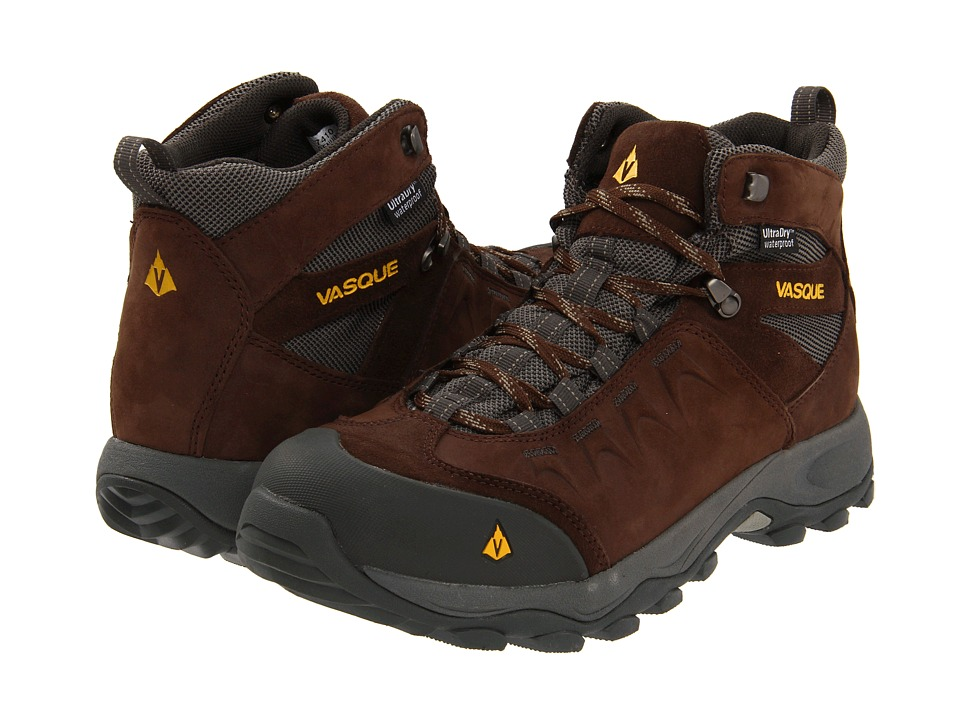 Vasque - Vista UltraDry (Slate Black/Old Gold) Men's Hiking Boots