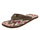 Sanuk Aurora (Brown/Pink)