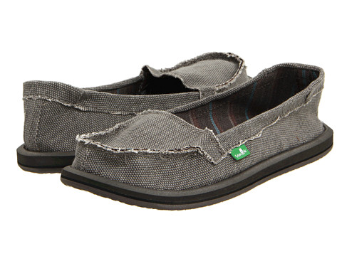 Sanuk - Shorty (Grey) Women