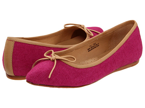 Born - Franca (Pink) Women's Slip on Shoes