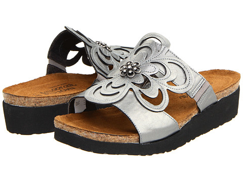 Naot Footwear - Sandy (Sterling Leather) Women's Sandals