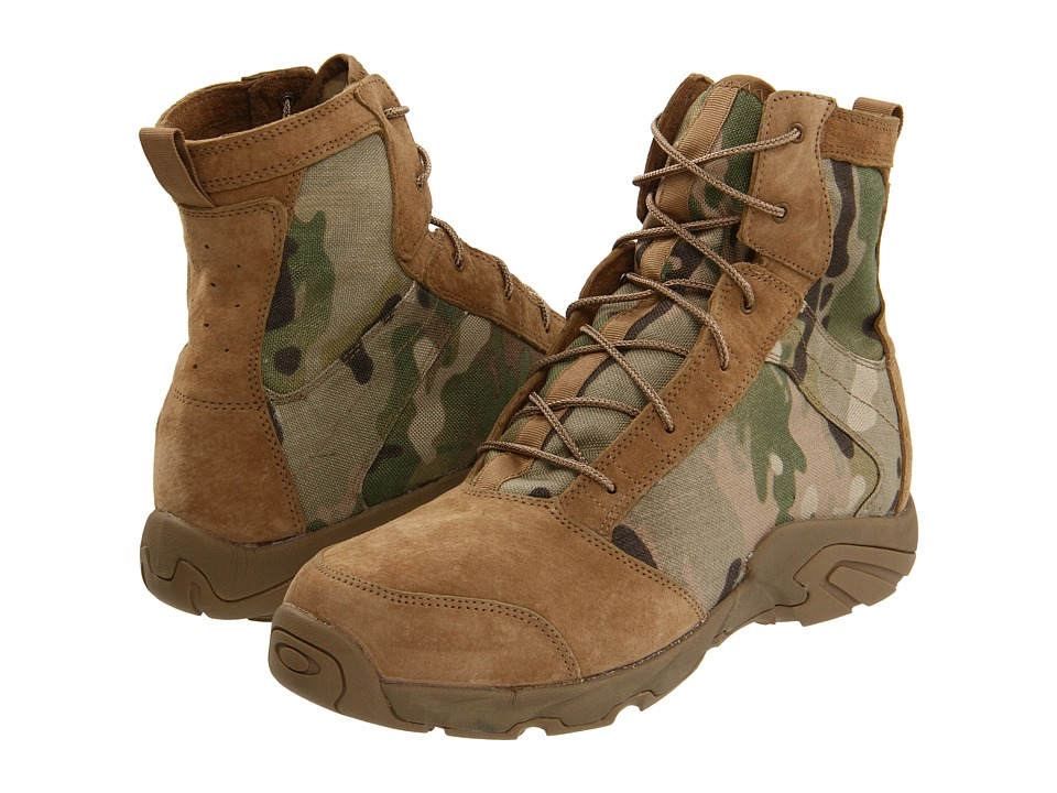 Oakley - LSA Boot Terrain (Multicam) Men's Boots