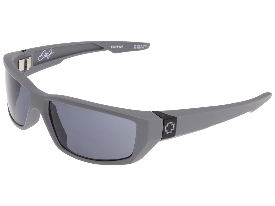 Spy Optic - Dirty Mo (Primer Grey/Grey) Sport Sunglasses