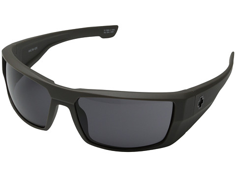 Spy Optic - Dirk (Primer Grey/Grey) Sport Sunglasses
