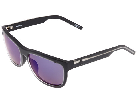 Spy Optic - Murena (Black Ice/Purple Spectra) Fashion Sunglasses