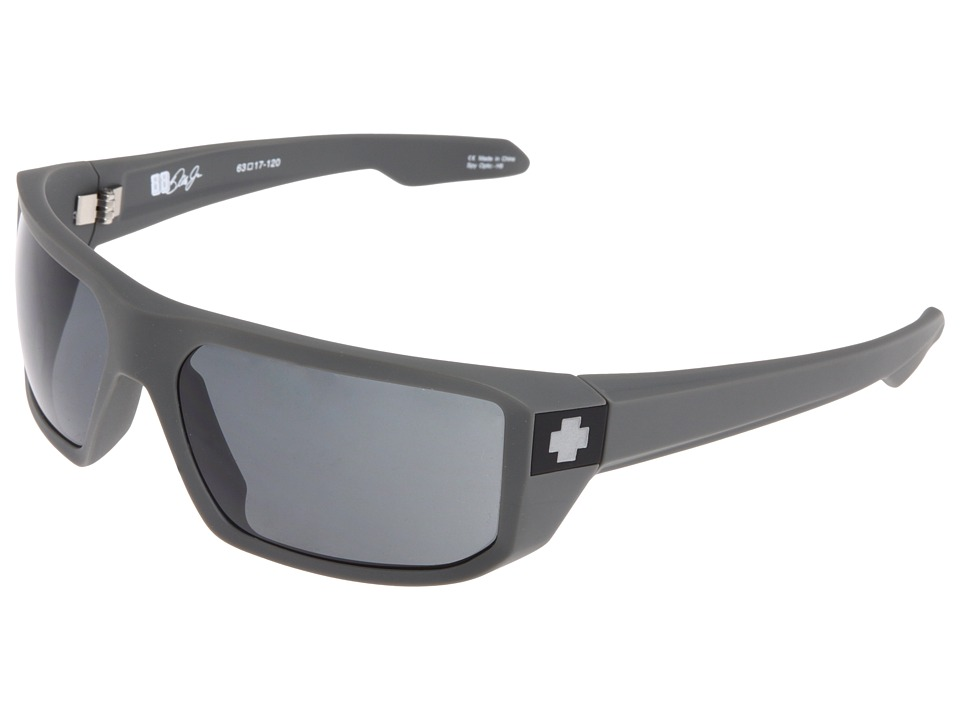 Spy Optic - McCoy (Primer Grey/Grey) Sport Sunglasses