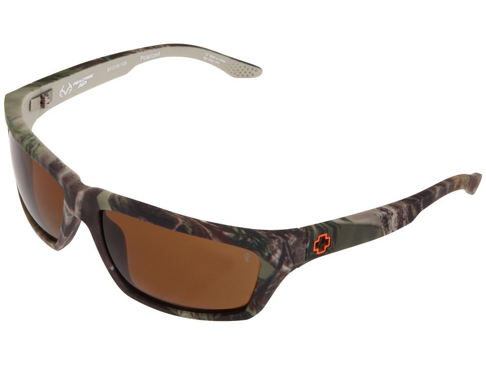 Spy Optic - Kash (Realtree/Bronze Polarized) Sport Sunglasses