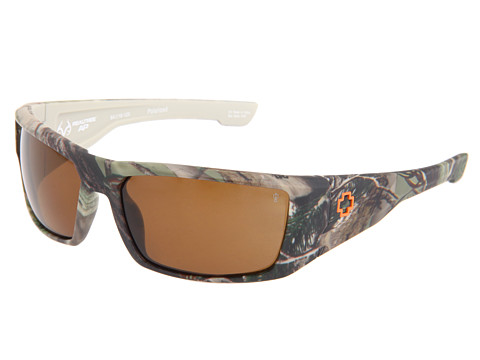 Spy Optic - Dirk Realtree (Realtree/Bronze Polarized) Sport Sunglasses