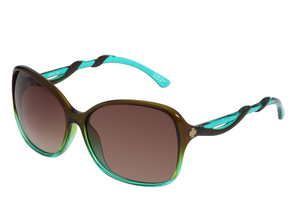 Spy Optic - Fiona (Mint Chip Fade/Bronze Fade) Sport Sunglasses