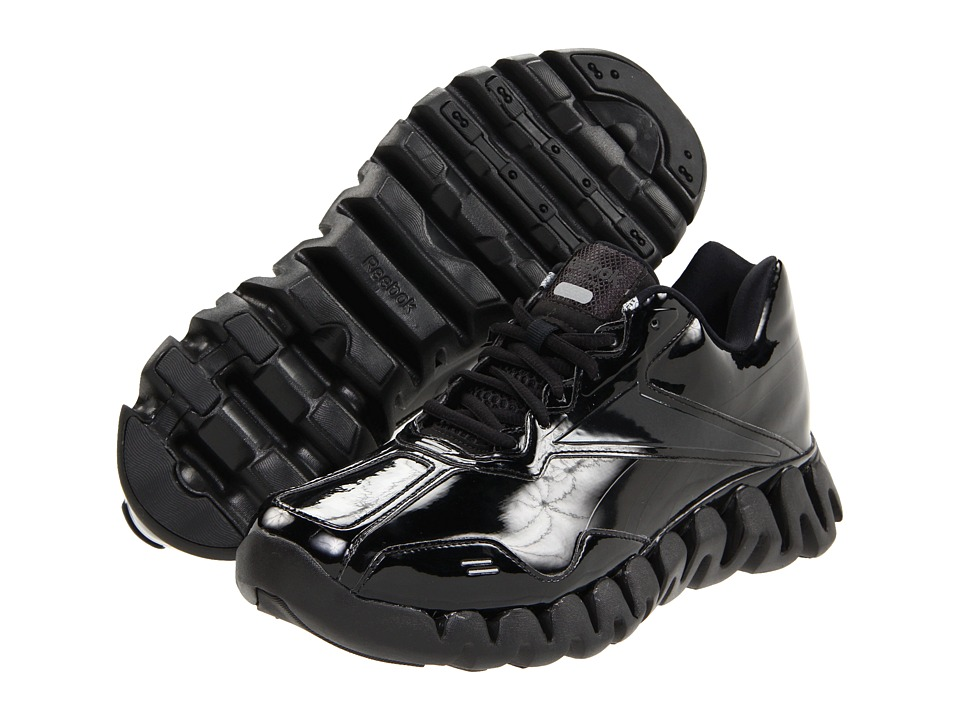 Reebok - Zig Energy REF (Black/Black/Black) Men's Basketball Shoes