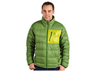 adidas Outdoor - Super Trekking Light Down Jacket (Lime Peel) - Apparel