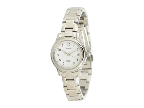 Timex Classic Bracelet Watch (Silver) Watches