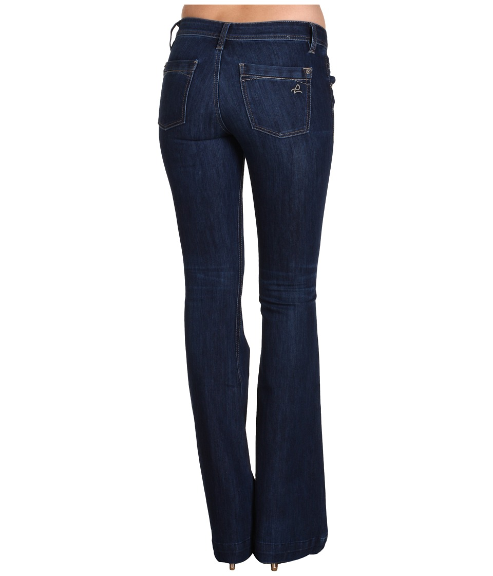 DL1961 - Joy Kick Flare in Nirvana Wash (Nirvana) Women's Jeans