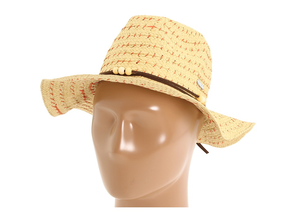 Roxy - Breezy Day Hat (Hibiscus) Traditional Hats