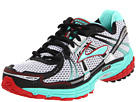 Brooks - Adrenaline GTS 12 (Cockatoo/Lava/Black/Silver) - Footwear