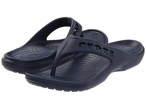 Crocs - Baya Flip (Navy) Sandals