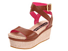 Juicy Couture - Mira (Earth Brown Vacchetta) - Footwear