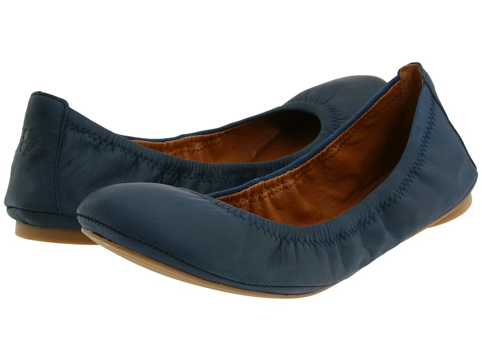 Lucky Brand - Emmie 2 (American Navy) Women's Flat Shoes