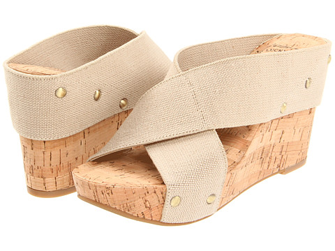 Lucky Brand - Miller 2 (Natural Base) Women's Wedge Shoes