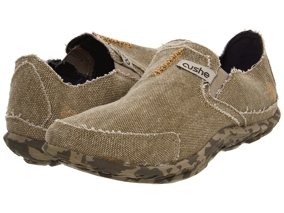 Cushe - Cushe M Slipper (Sand) Men's Slip on Shoes