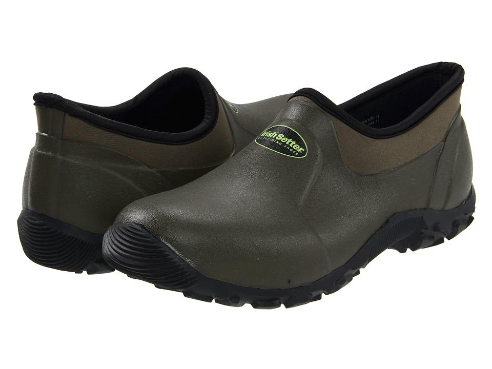 Irish Setter - Taskmaster Low (Green) Athletic Shoes