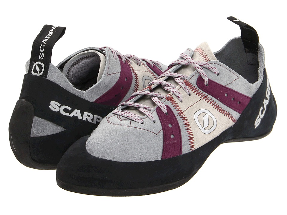 Scarpa - Helix (Pewter/Plum) Women