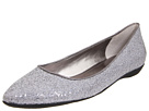 Nine West - Taker (Silver/Dark Silver Fabric) - Footwear