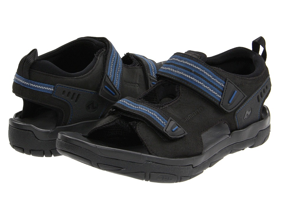 Shimano - SH-SD66 (Black) Men's Cycling Shoes