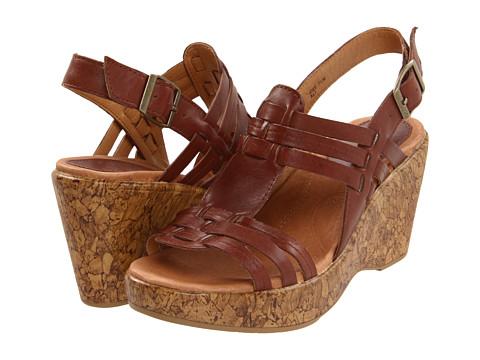 Klogs - Ali (Chestnut Full-Grain Leather) Women