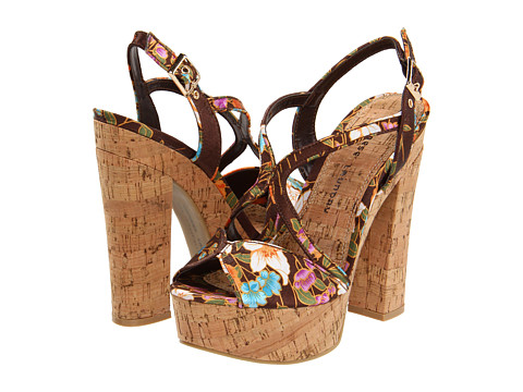 Chinese Laundry - Party Time (Brown Kimono) Women's Dress Sandals