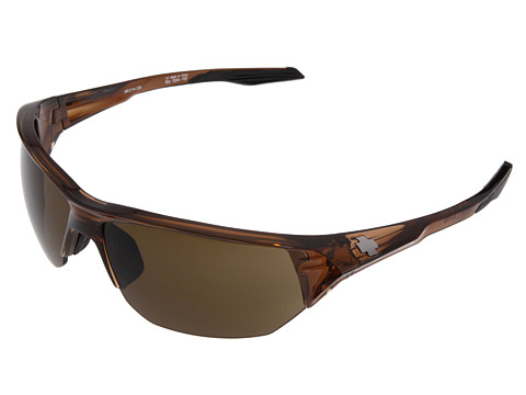 Spy Optic - Alpha (Translucent Brown/Bronze Lens) Sport Sunglasses