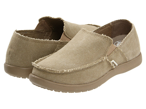 Crocs - Kaleb (Khaki) Men's Slip on  Shoes