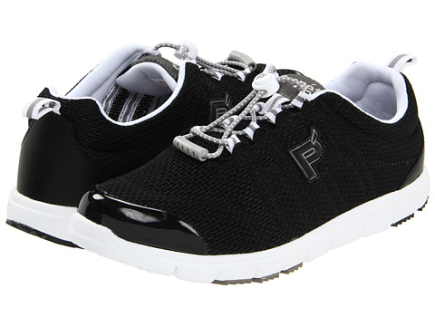 Propet - Travel Walker II (Black) Women's Lace up casual Shoes