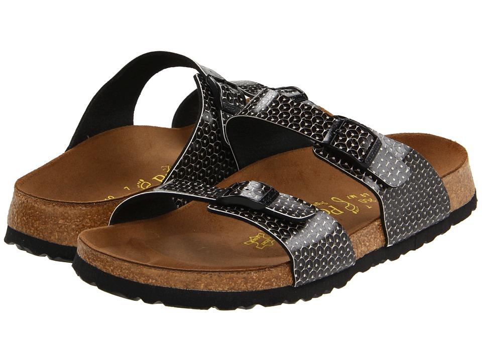 Birkenstock - Sydney Papillio by Birkenstock (Black Paillettes) Women's Sandals