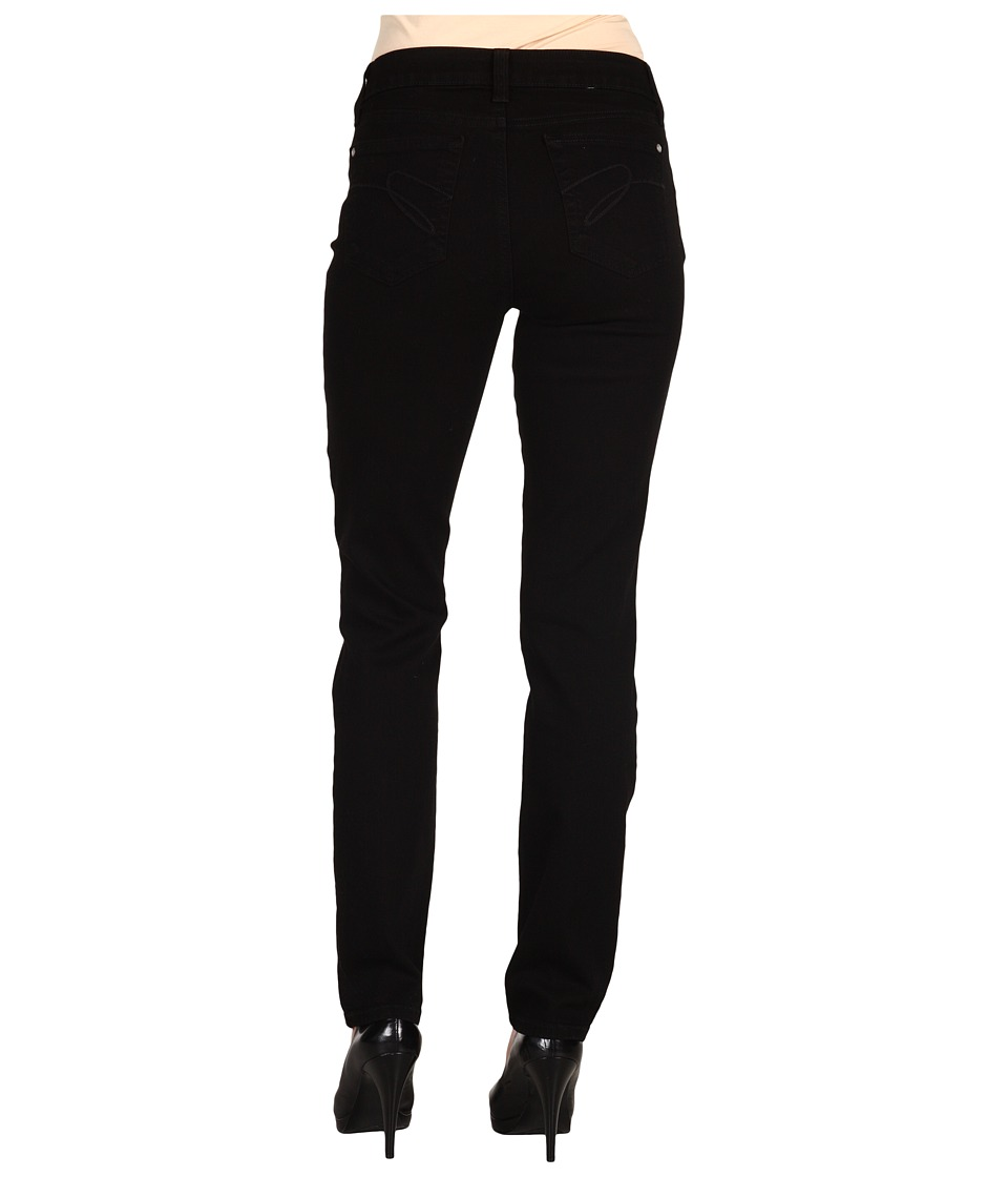 Miraclebody Jeans - Skinny Minnie in Licorice (Licorice) Women's Jeans