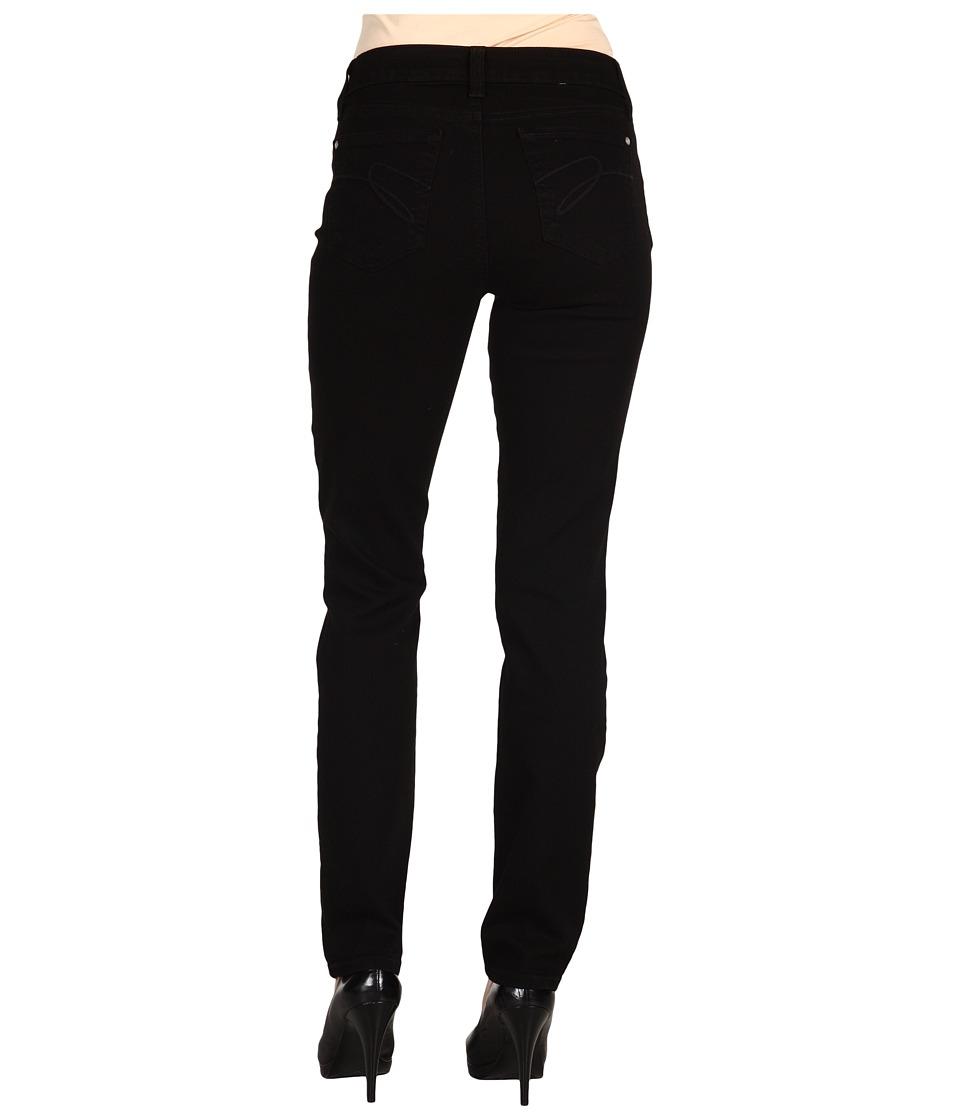 Miraclebody Jeans Skinny Minnie in Licorice (Licorice) Women