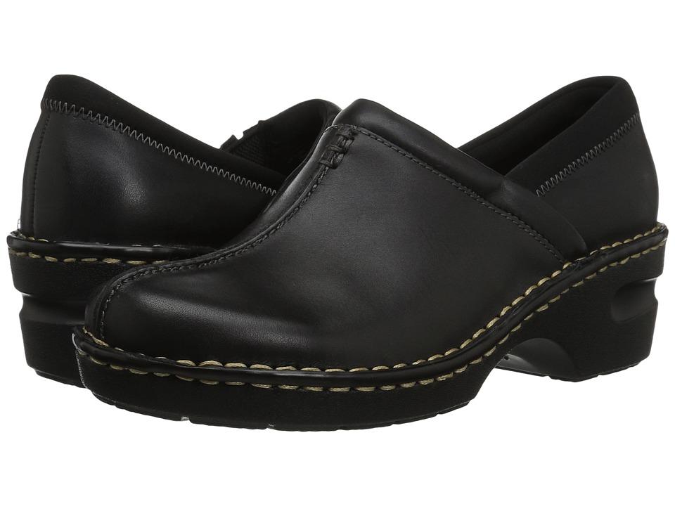 Eastland - Kelsey (Black) Women's Slip on Shoes