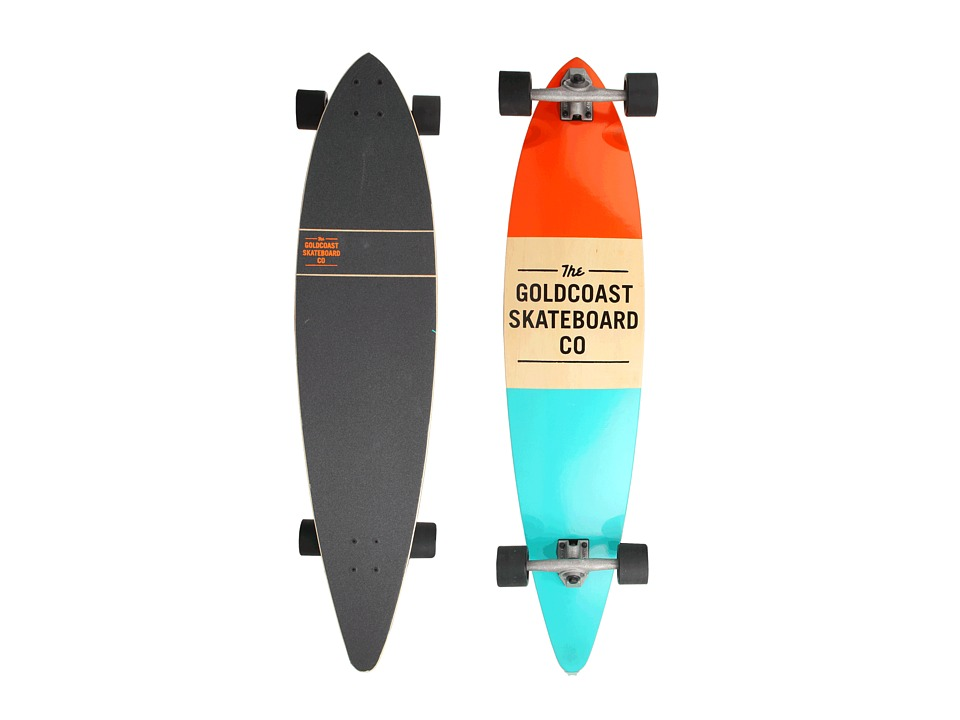 Gold Coast - The Standard (Orange) Skateboards Sports Equipment